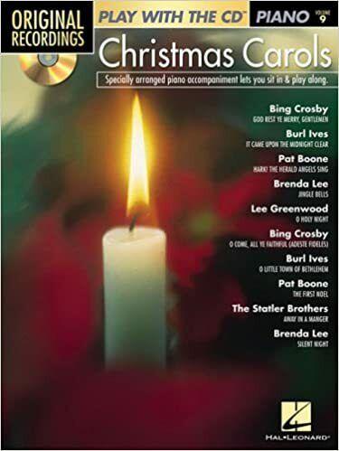 Christmas+Carols+Vol.9+Play+with+the+CD+-+pub+Hal+Leonard