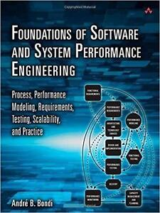 Foundations of Software and System Performance Engineering Book