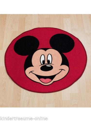 Mickey Mouse Rug | EBay