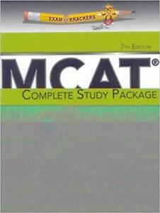 MCAT Study Pkg: Examkrackers Complete5 Book Package by Orsay, J