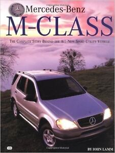 Mercedes-Benz M-Class: The Complete Story