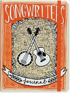 Songwriter's Journal (Diary, Notebook) NEW