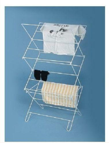 3 Fold Clothes Airer Ebay