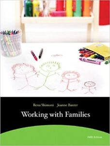 Working with Families (5th Ed)