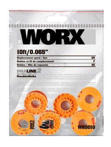 Worx Trimmer Line Ebay