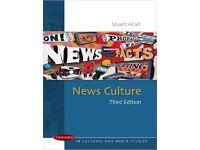 News Culture: Stuart Allan (3rd Edition)