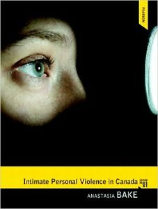 Intimate personal violence in Canada Windsor Region Ontario image 1