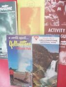 Travel Brochures Lot