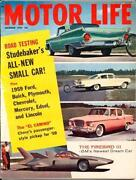 Hot Rod Magazine 1958