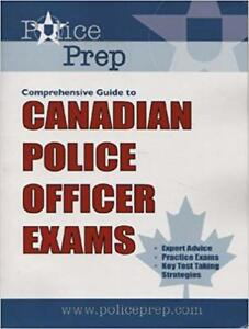 TEXTBOOK - PolicePrep Guide to Canadian Police Exams