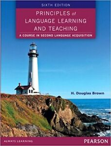 Principles of language learning and teaching a course in second