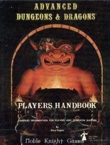 AD and D TSR Advanced Dungeons and Dragons Unearthed Arcana : Hardcover 1985 First Ed.