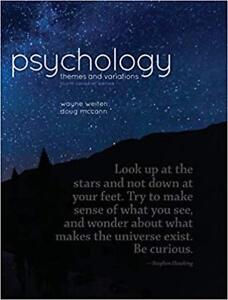 Psychology Themes and Variation (4th Edition)