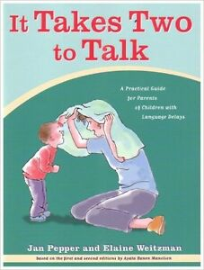 """The Hanen Program: """"It Takes Two to Talk"""" DVD+Guidebook"""