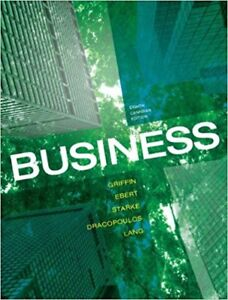 Business - Eighth Canadian Edition