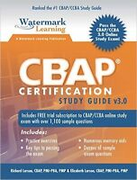 CBAP Exam Prep Course: Weekend Classes; Starts Oct 23