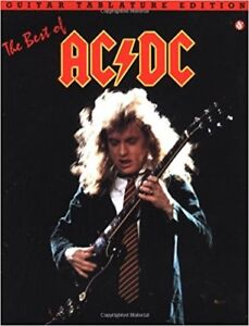The Best of ACDC Guitar Tablature Edition