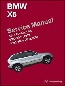 The BMW X5 repair manual