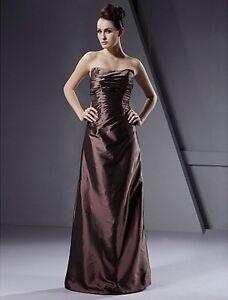 Robe de Bal ou Demoiselle d'honneur (2 de disponibles!)