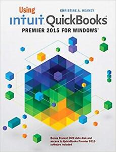 Using Intuit QuickBooks Premier 2015 for Windows