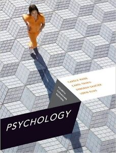 Psychology 4th edition with MyPsychLab plus eText Kitchener / Waterloo Kitchener Area image 1
