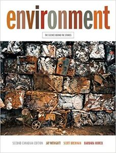 Environment the science behind the stories 2nd ed