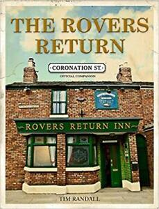 CORONATION ST THE ROVERS RETURN OFFICIAL COMPANION