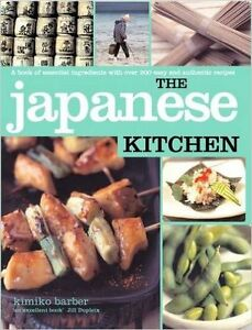 THE JAPANESE KITCHEN COOKBOOK