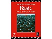 Basic Photogrphy by M J Langford