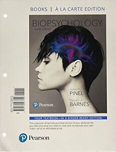 Biopsychology - Tenth Edition (Pearson)