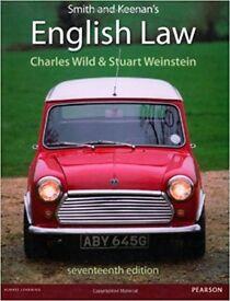 Smith and Keenan's English Law 17th edition