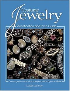 New: Costume Jewelry Identification by Leigh Leshner