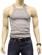 Mens Ribbed Tank Tops