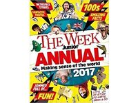 The Week Junior Annual 2017: Brand New