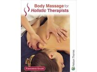 Francesca Gould Body Massage for Holistic Therapists