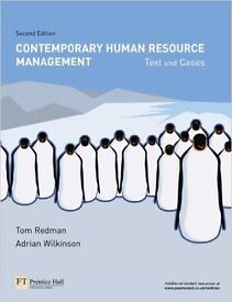 Contemporary Human Resource Management (Text and Cases) Second Edition