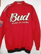 Dale Earnhardt Jr Budweiser Jacket