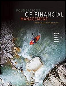 Foundations of financial management buy or sell books in toronto new price foundations of financial management textbook fandeluxe Images
