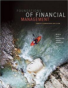 Finance Textbook - ACC Year 2