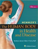 memmlers the human body in health and disease 13th edition