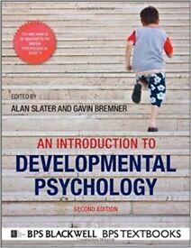 Psychology & Early childhood studies text books - University