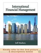International Financial Management Madura