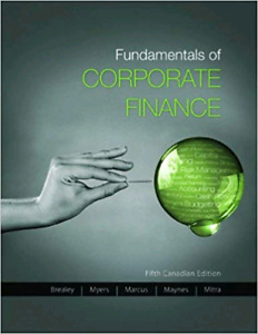 Corporate finance textbook kijiji in ontario buy sell save fundamentals of corporate finance 5th ed brealey myers fandeluxe Images