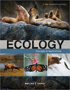 Ecology: Concepts and Applications Paperback