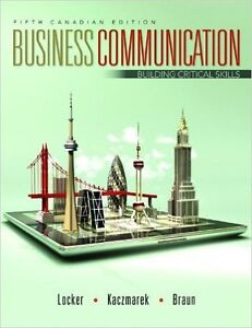 Business Communication Building Critical Skills w/ Connect