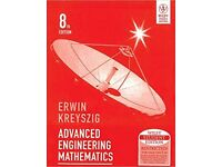 ADVANCED ENGINEERING MATHEMATICS (8th Ed.) (Paperback)