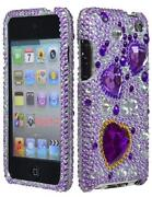 iPod Touch 4th Generation Case Bling
