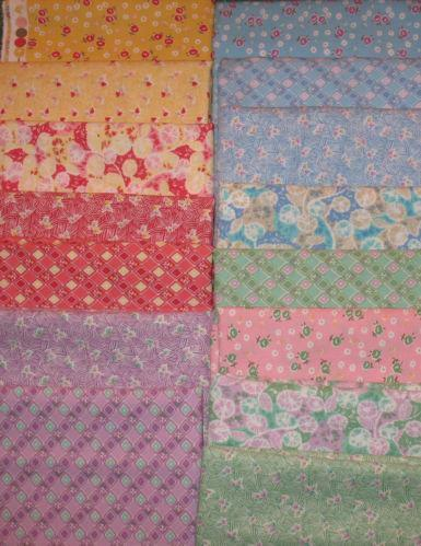 1930 S Reproduction Quilt Fabric Ebay