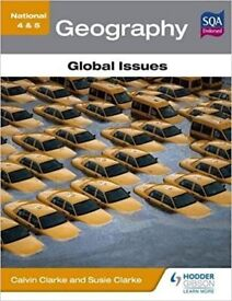 Hodder Gibson National 4 & 5 Geography Global Issues