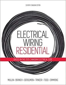 Electrical textbooks residential basic